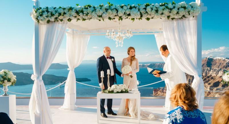 Морска сватба - място за сватба