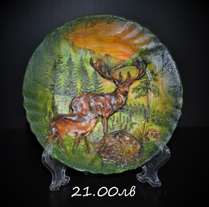 Декоративна чиния
