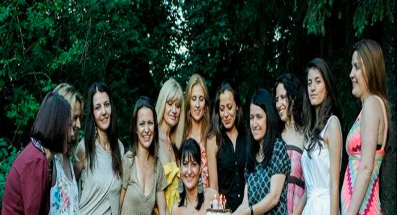 Моминско парти, горско парти